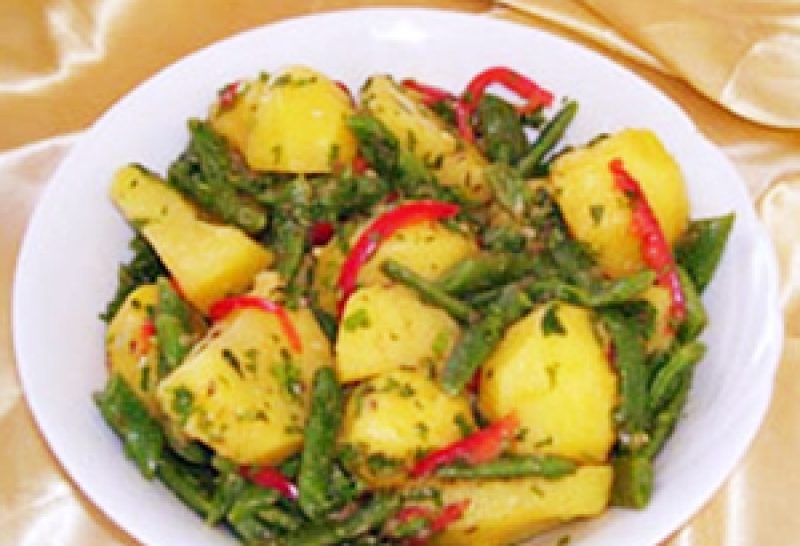 Pikanter Kartoffelsalat