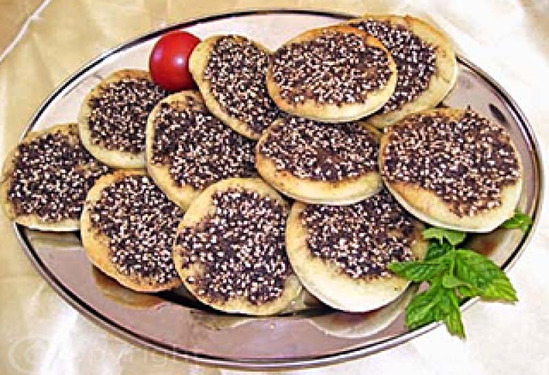 Kräuterpartypizza